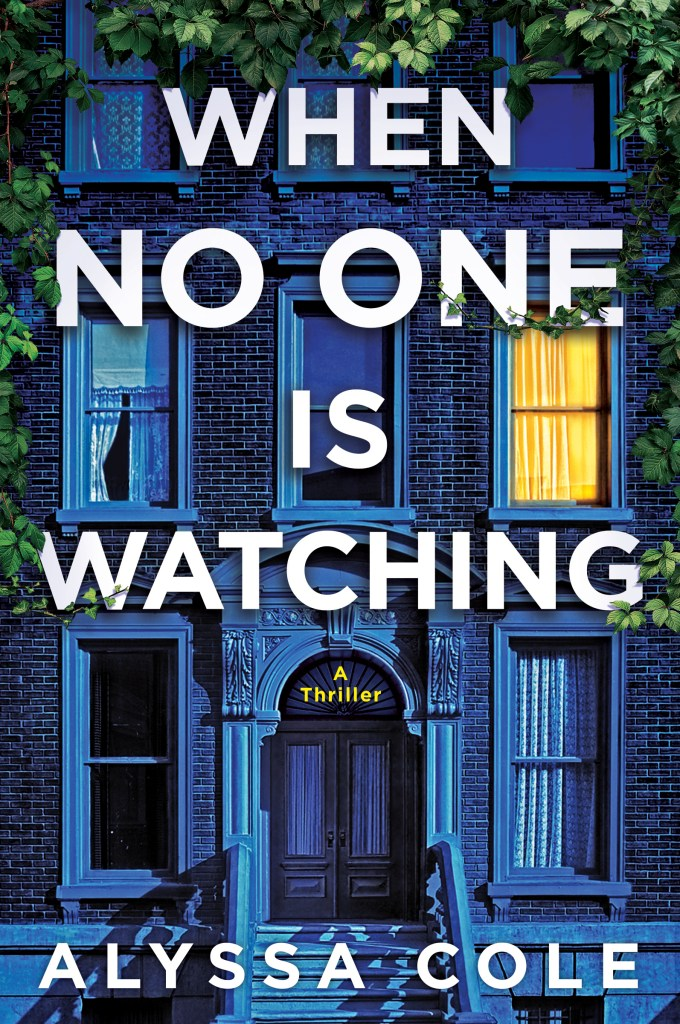 "Image for ""When No One Is Watching"""