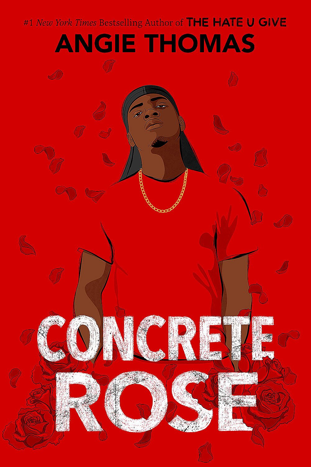 Cover for Concrete Rose