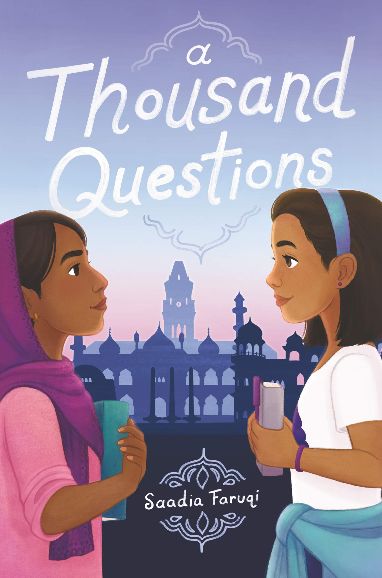 "Image for ""A Thousand Questions"""