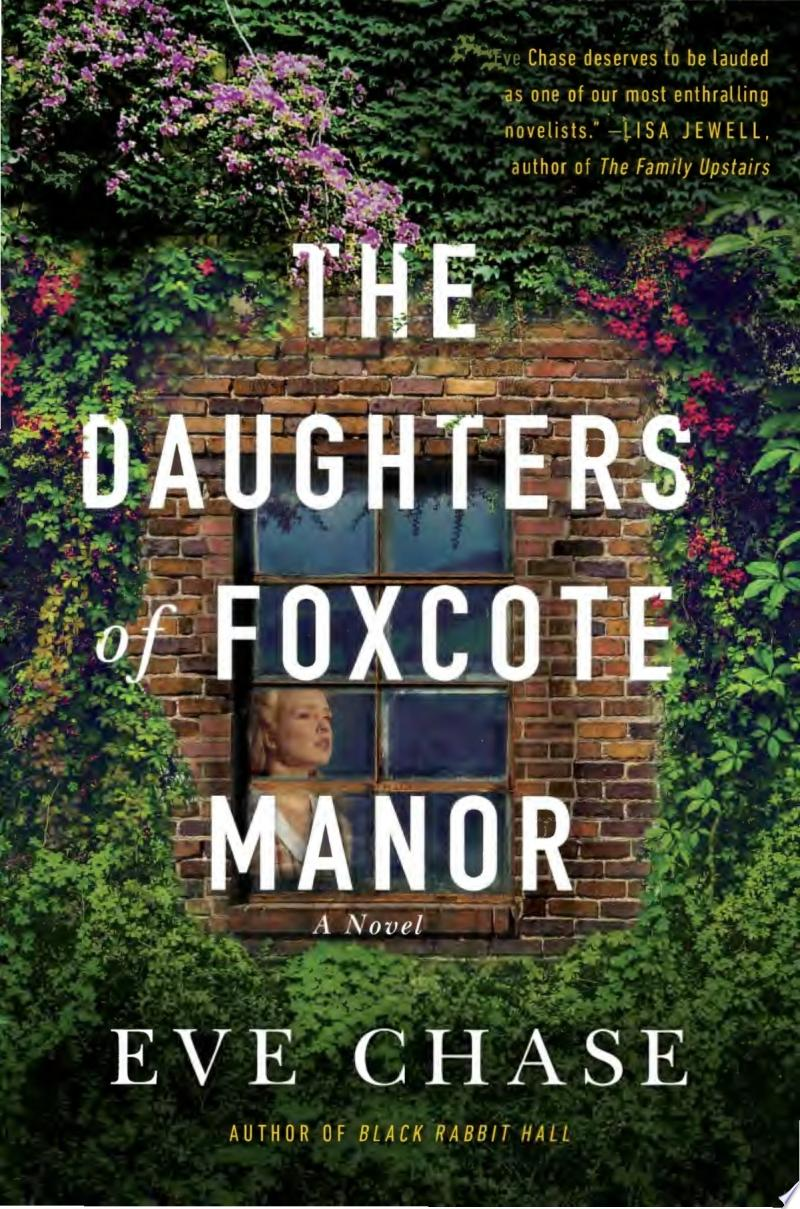 "Image for ""The Daughters of Foxcote Manor"""
