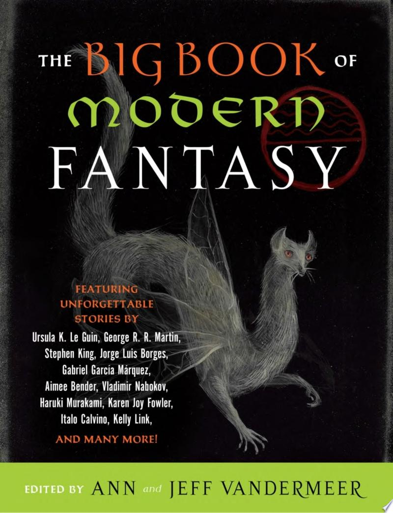 "Image for ""The Big Book of Modern Fantasy"""