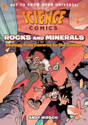 "Image for ""Science Comics: Rocks and Minerals"""