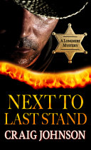 "Image for ""Next to Last Stand"""