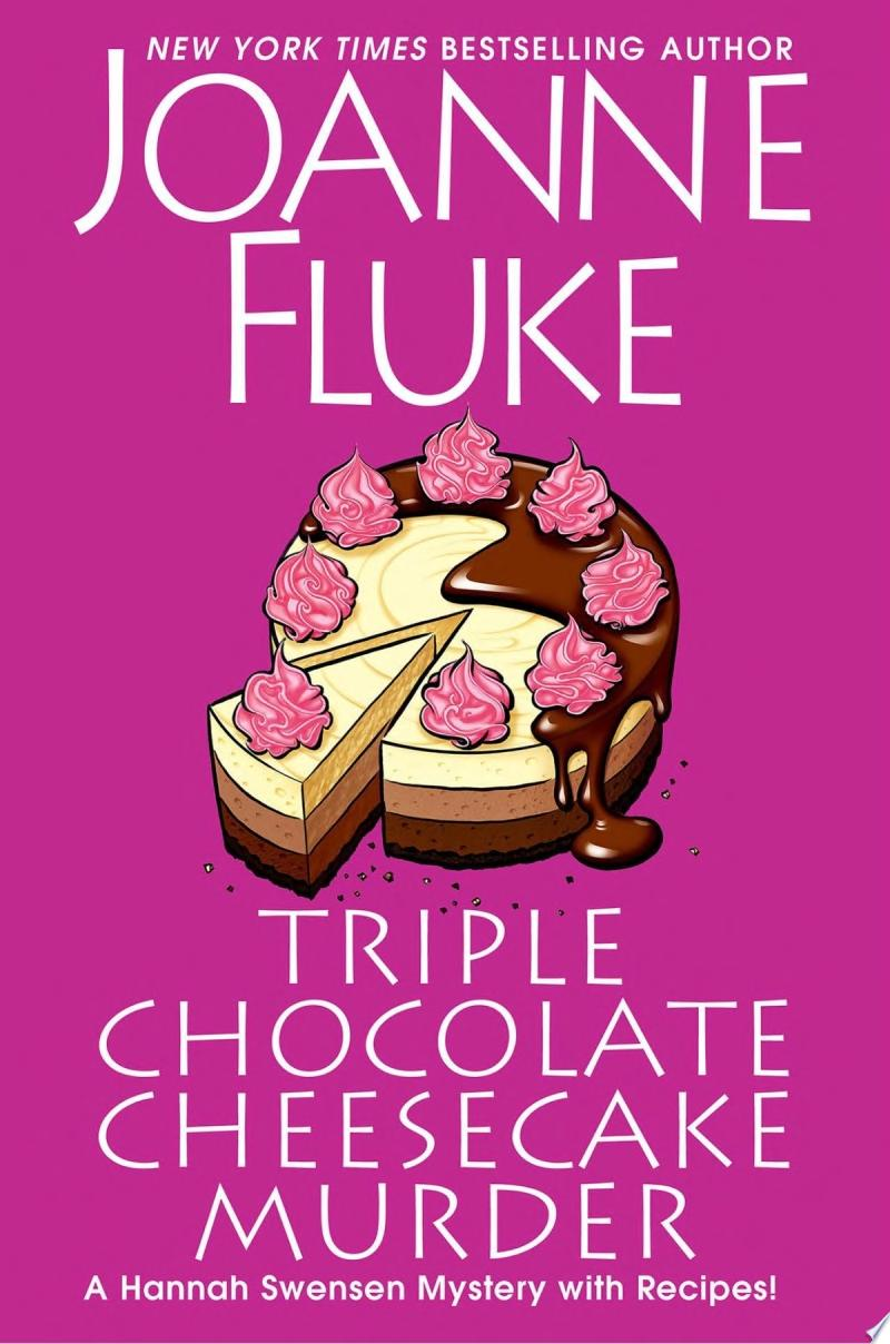 "Image for ""Triple Chocolate Cheesecake Murder"""