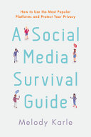 "Image for ""A Social Media Survival Guide"""