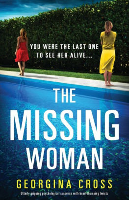 "Image for ""The Missing Woman"""