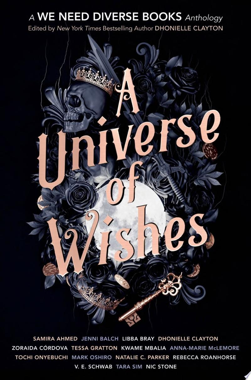 "Image for ""A Universe of Wishes"""