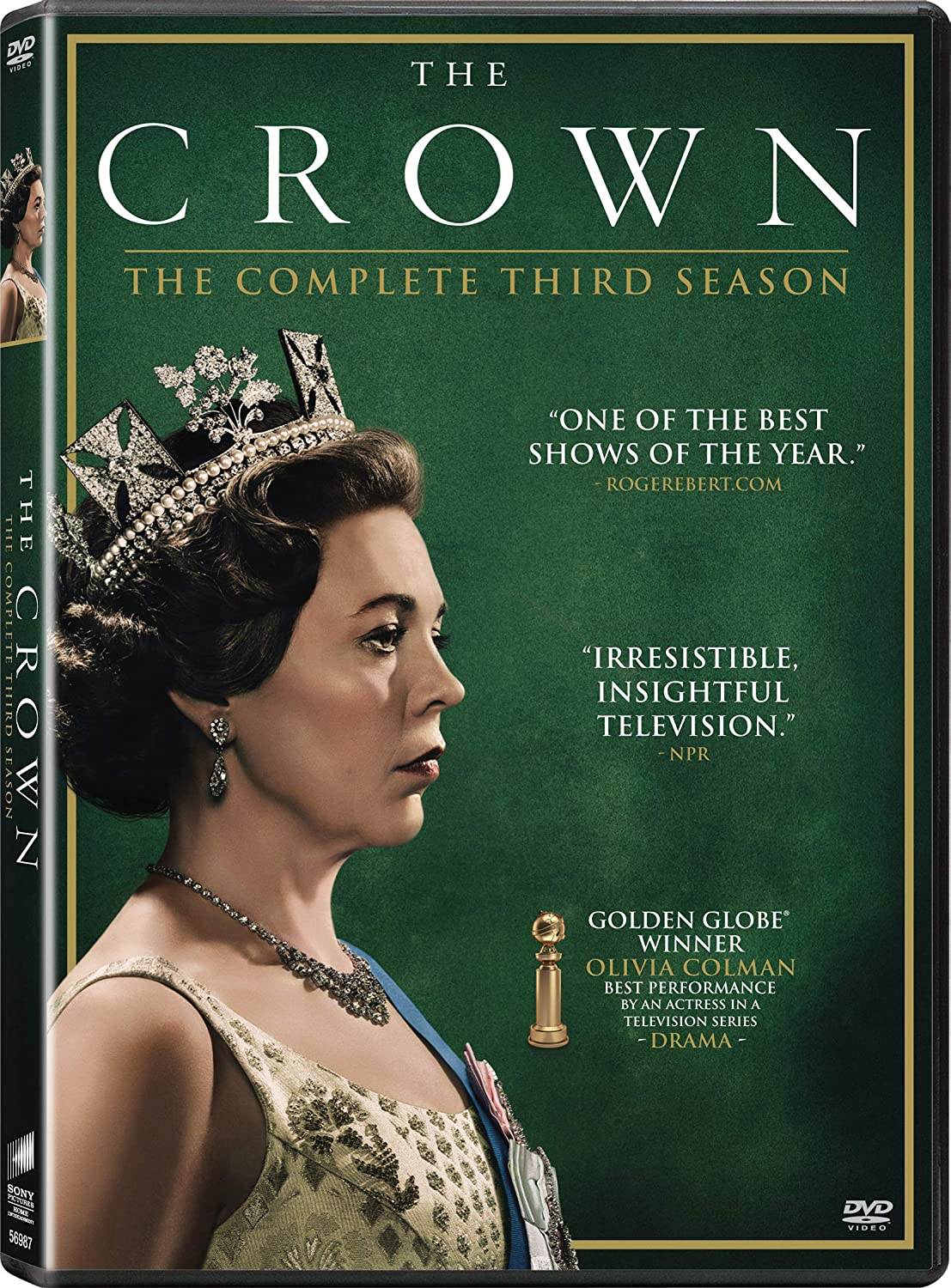the crown cover